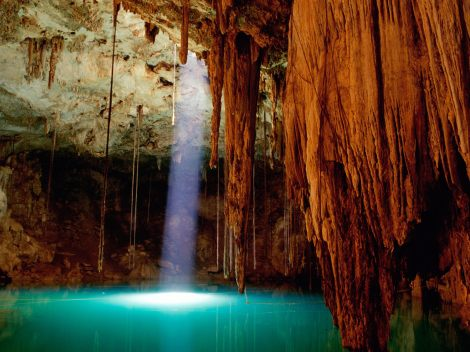 Image courtesy of http://www.hdwallpapers.in/cenote_dzitnup_mexico-wallpapers.html